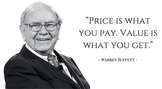 Resultado de imagem para Warren Buffett quotes accounting